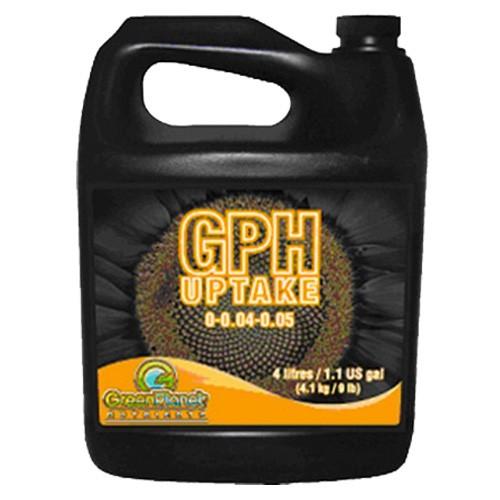 GPH Uptake (ácido húmico)