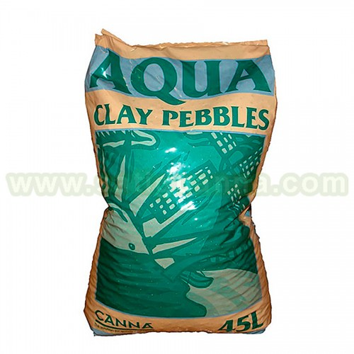 AQUA CLAY PEBBLES
