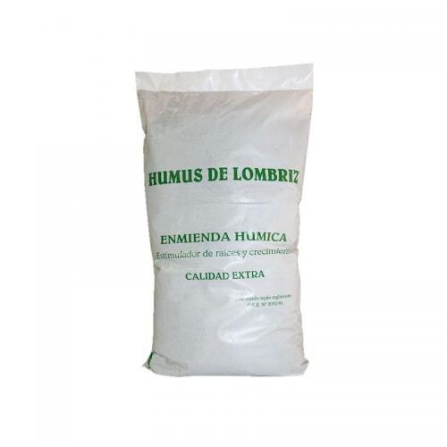 HUMUS PURO DE LOMBRIZ