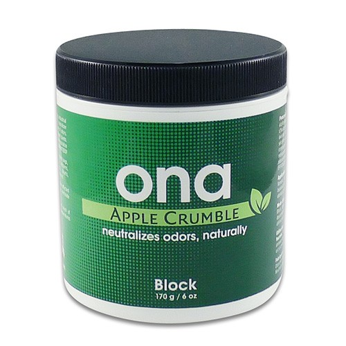 BLOQUE APPLE CRUMBLE 170 GR
