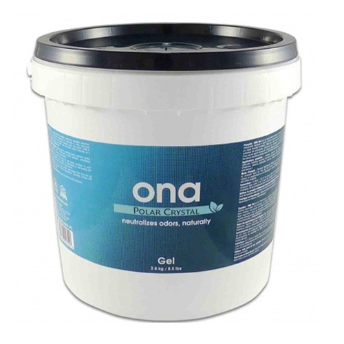 ONA GEL POLAR CRYSTAL CUBO 3,8 KG