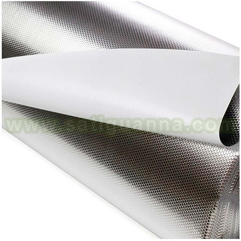 PLÁSTICO MYLAR DIAMANTE - BLANCO LIGHTITE