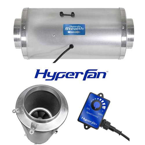 EXTRACTOR HYPERFAN STEALTH