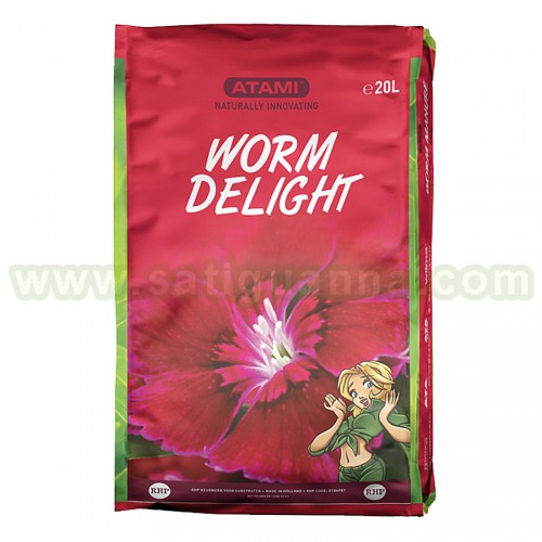 WORM DELIGHT (HUMUS)
