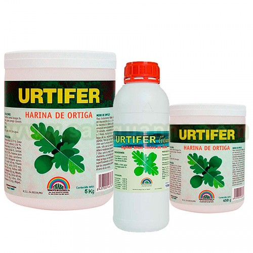 Urtifer (Ortiga Liquida en Polvo)
