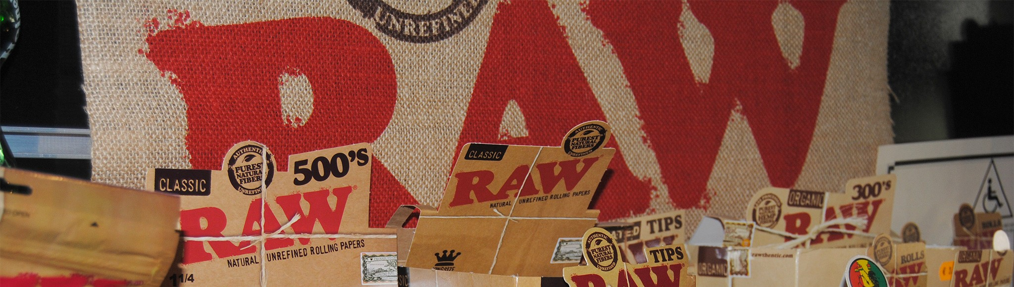 Productos Raw en Satiguanna