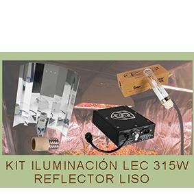OFERTA KIT ILUMINACIÓN LEC 315W REFLECTOR LISO